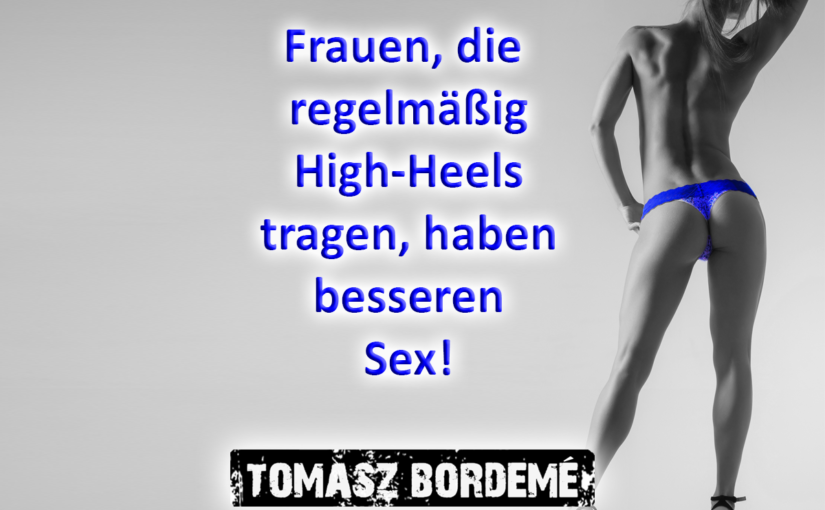 Fun Sex Fact 08 – High Heels